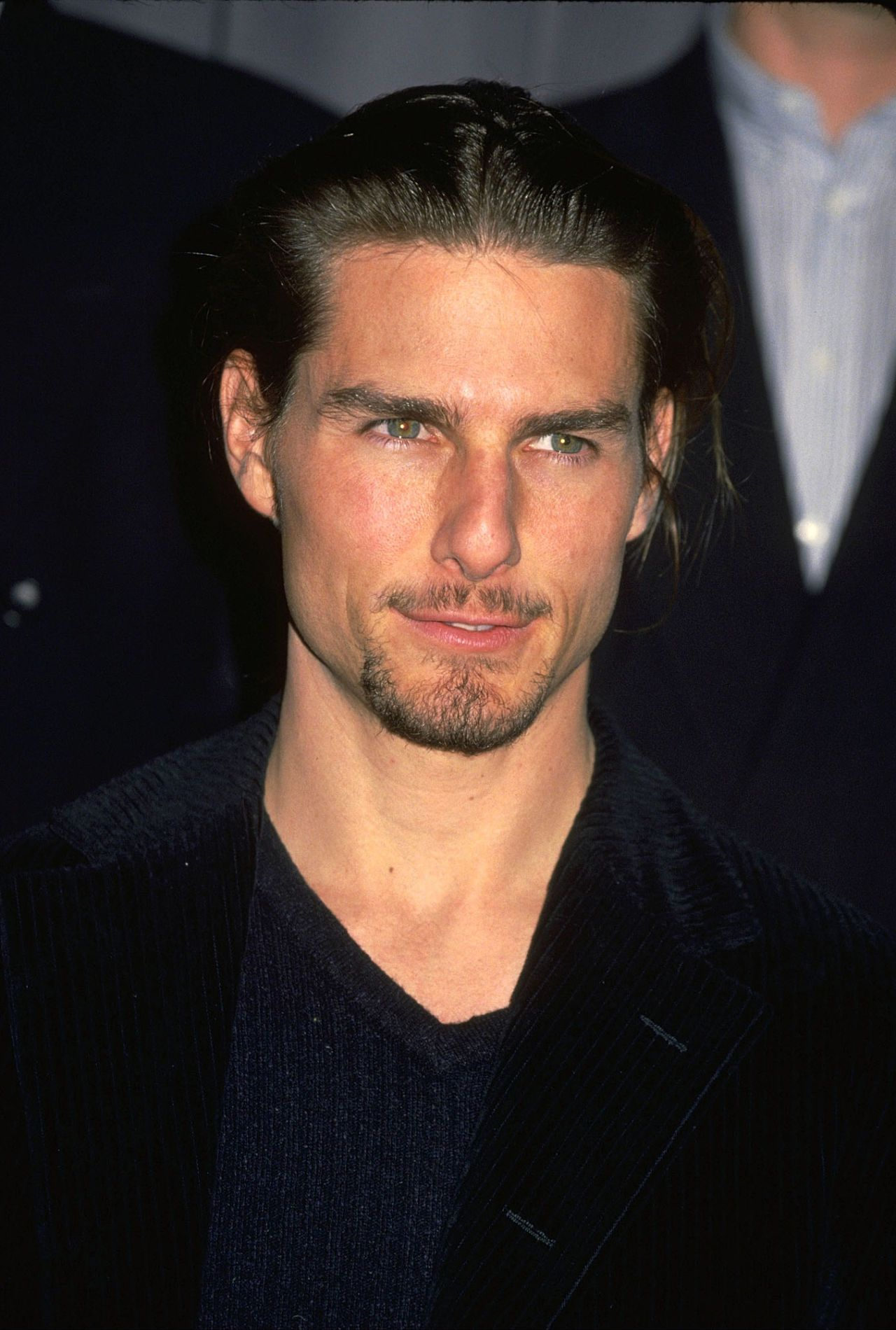 tom cruise hair style proof that tom cruise hasn t aged in 35 years 1407