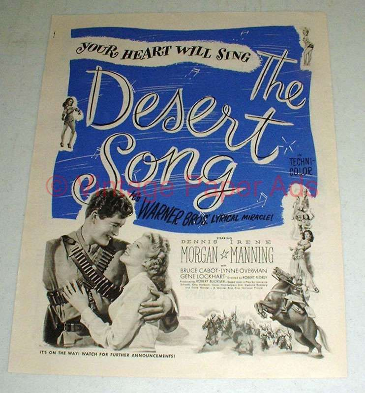 Download The Desert Song Full-Movie Free