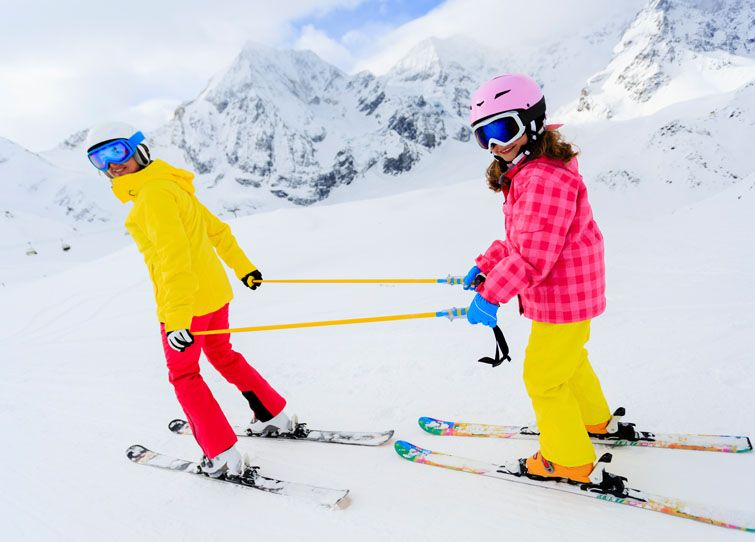 Best ski family package deals in Austria. Siegi Tours holidays ski and snowboard expert since 1967.