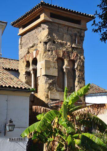 Alminar de San Juan (s.IX), Córdoba, Spain