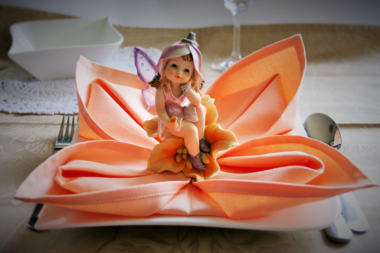 Napkin Folding Lotus Napkin Folding Video Pinterest Napkin