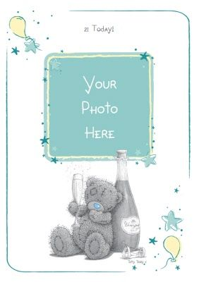 Moonpig Personalised Cards Birthday Cards Greeting Cards Personal Cards Birthday Cards Tatty Teddy