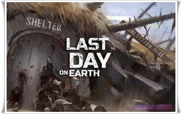 Last Day On Earth Survival V1 5 6 Logo Zombie Survival Earth