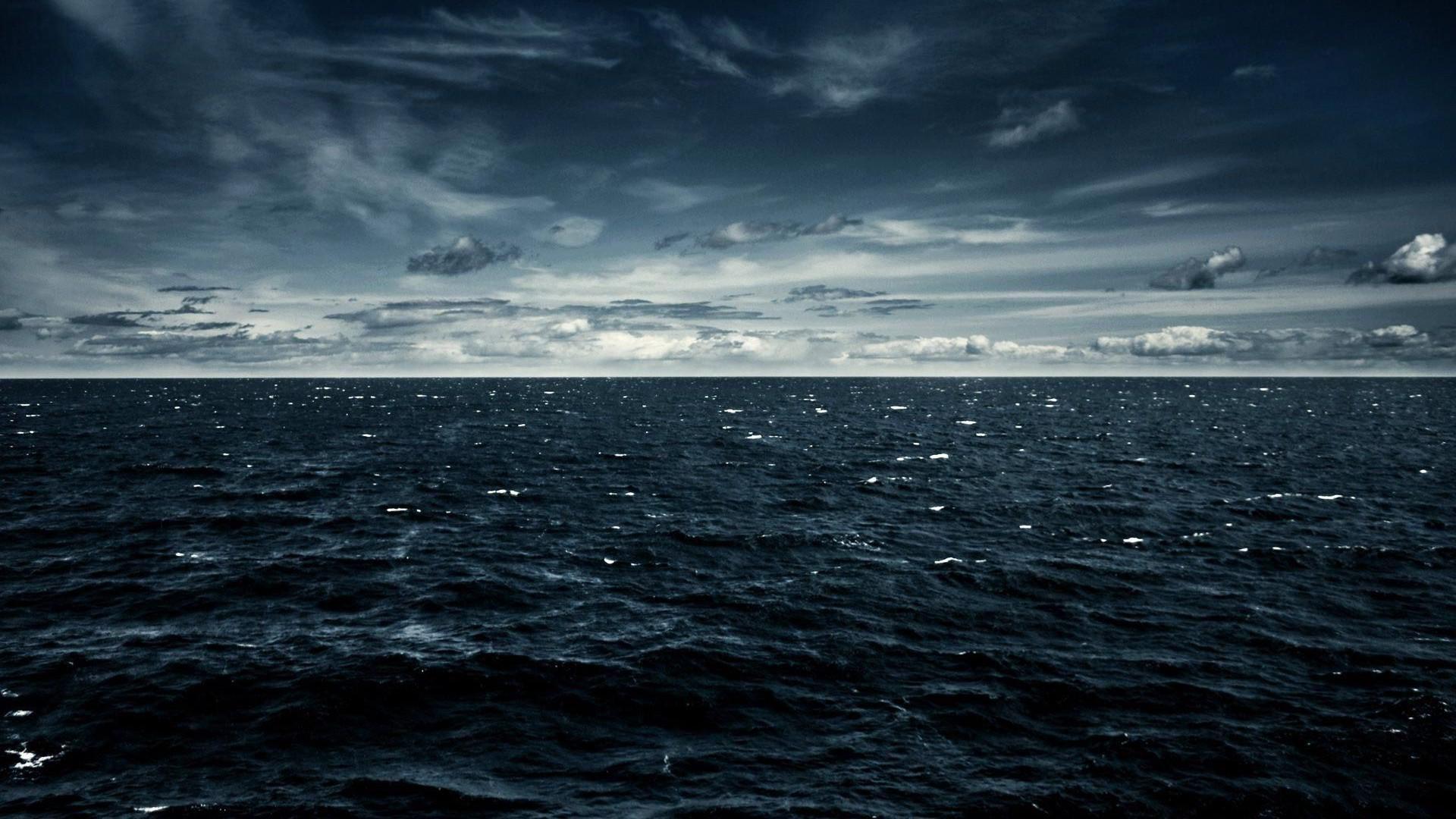Обои Океан k hd облака сток surface hub ocean k hd | hd wallpapers