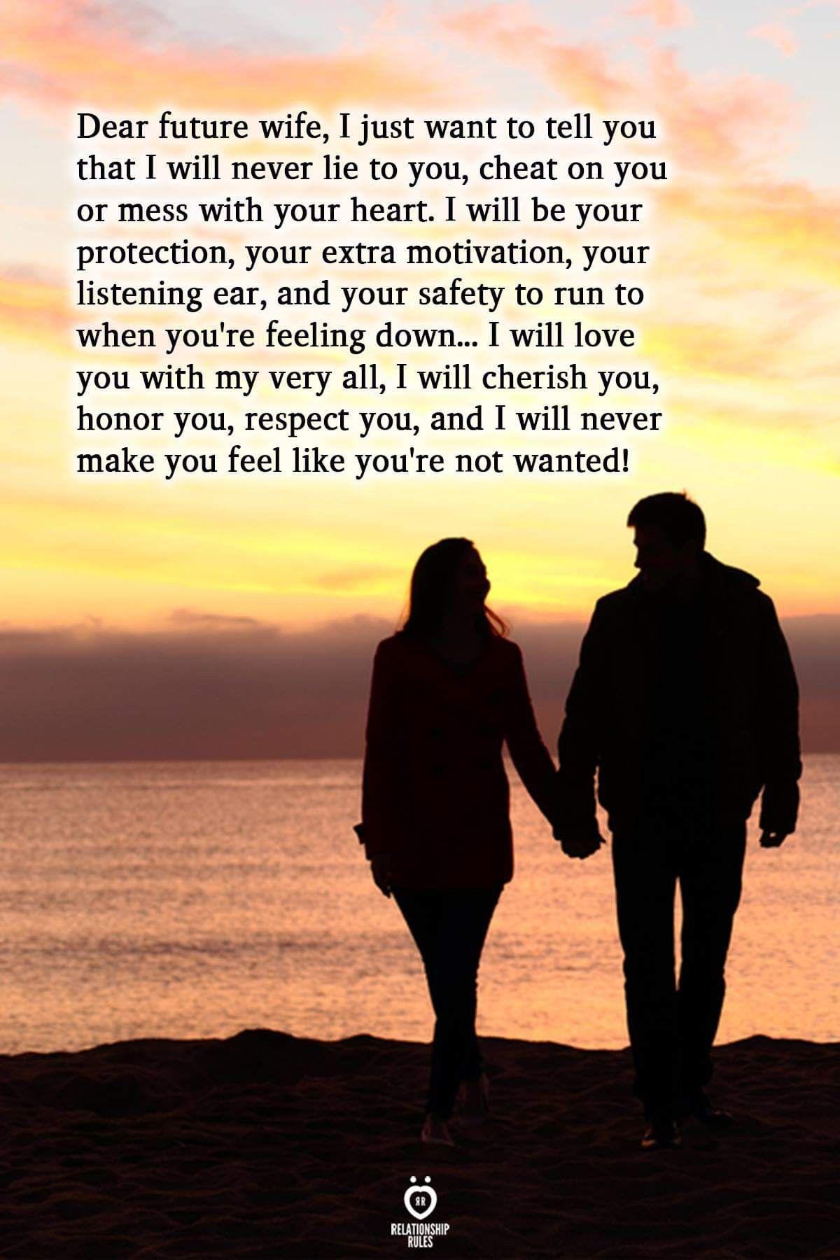 Pin By Trent Wilkins On Dear Future Wife When Youre Feeling Down Dear Future Feeling Down