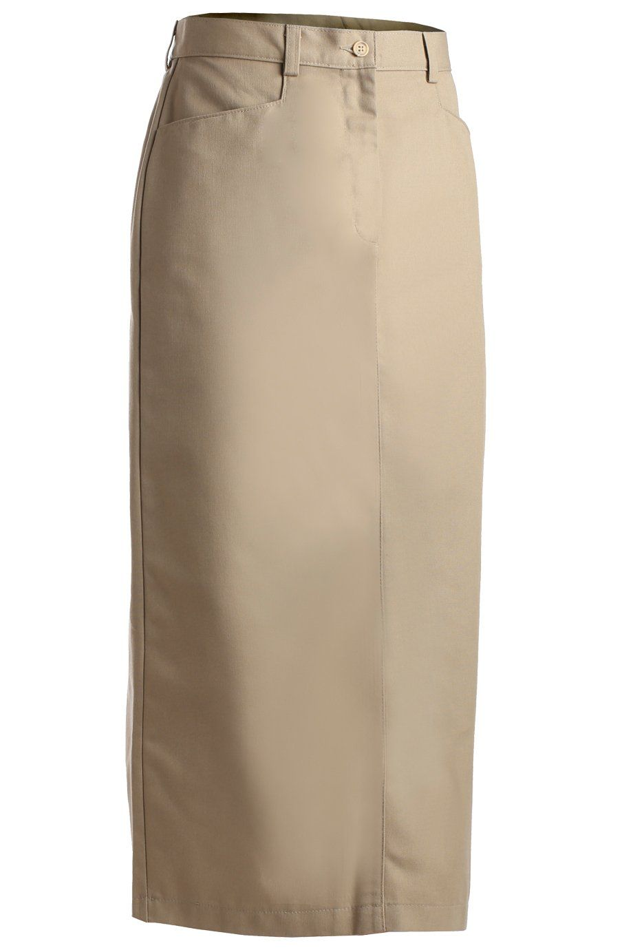 a221f84a3 Edwards Garment Tan Womens 35 Length Chino Skirt Size: 22W *** You could  locate out more details at the link of the image. (This is an affiliate  link).
