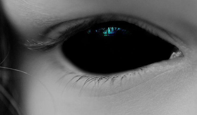 Black Eyes Google Search Aesthetic Eyes Demon Aesthetic Werewolf Aesthetic