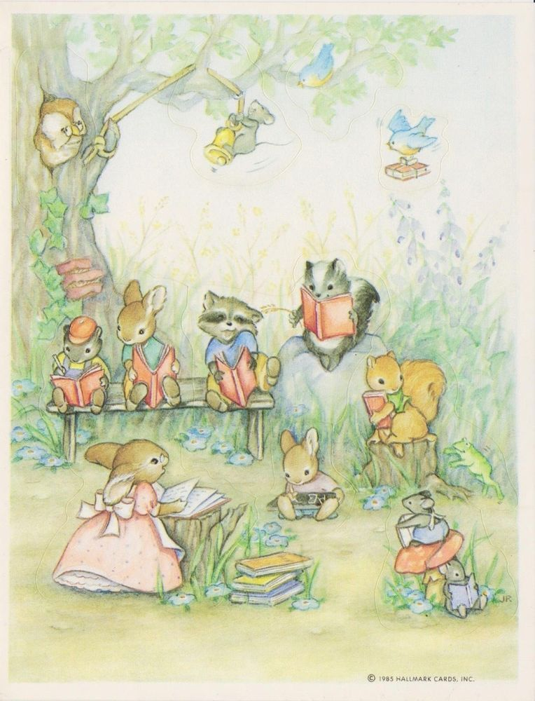 WOODLAND FOREST CRITTERS