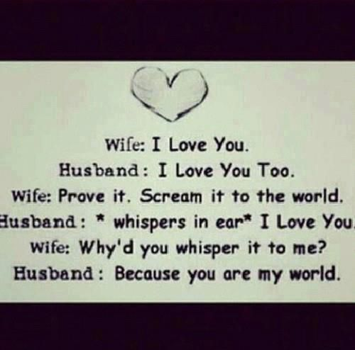 cute wife quotes