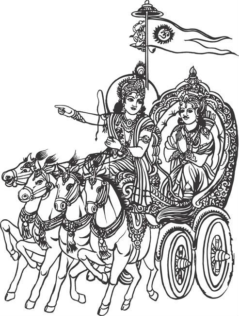 Kings And Queens In A Chariot