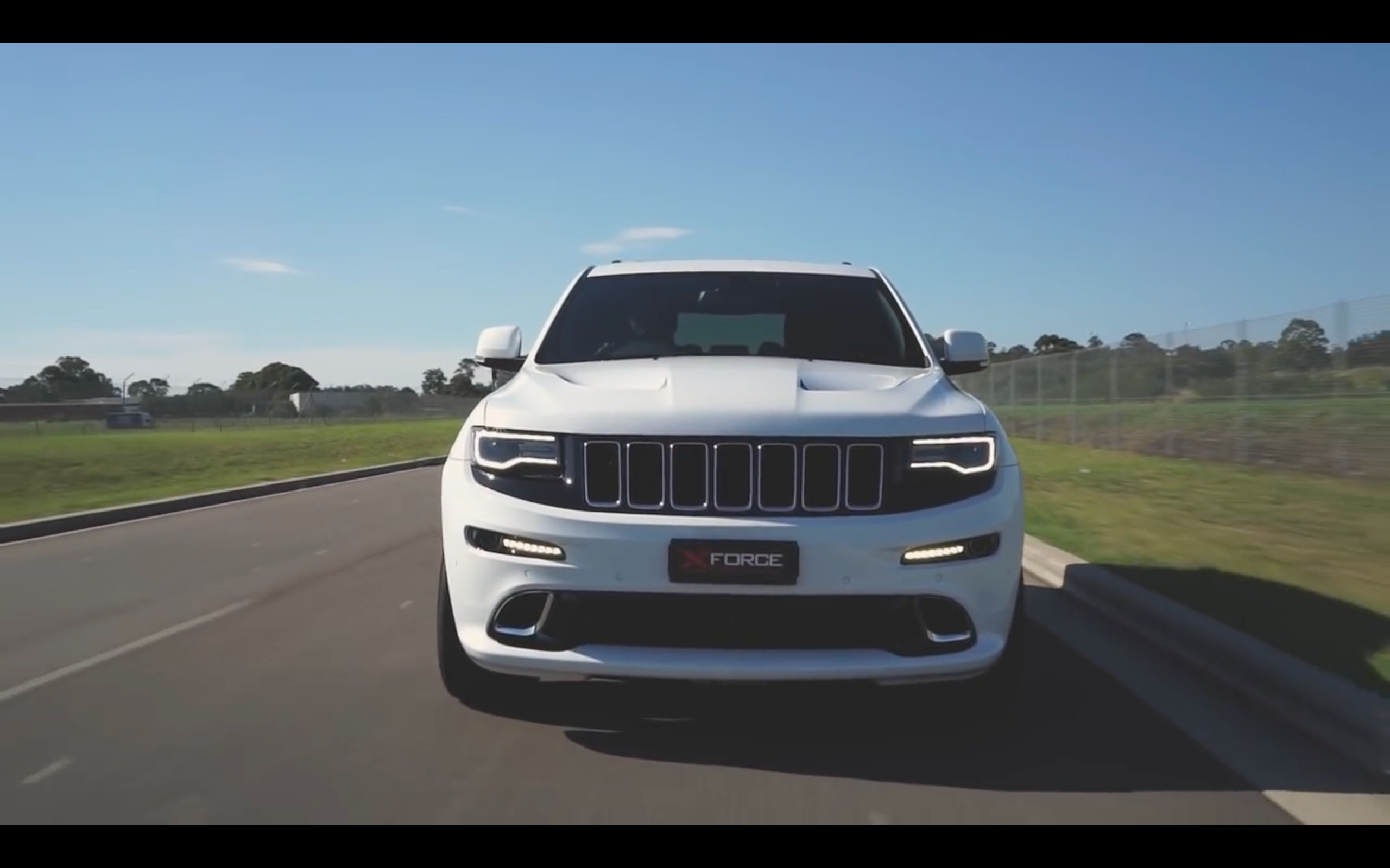 Video Xforce Exhaust Wk2 Jeep Grand Cherokee Srt Jeep Grand Cherokee Srt Jeep Grand Cherokee Srt