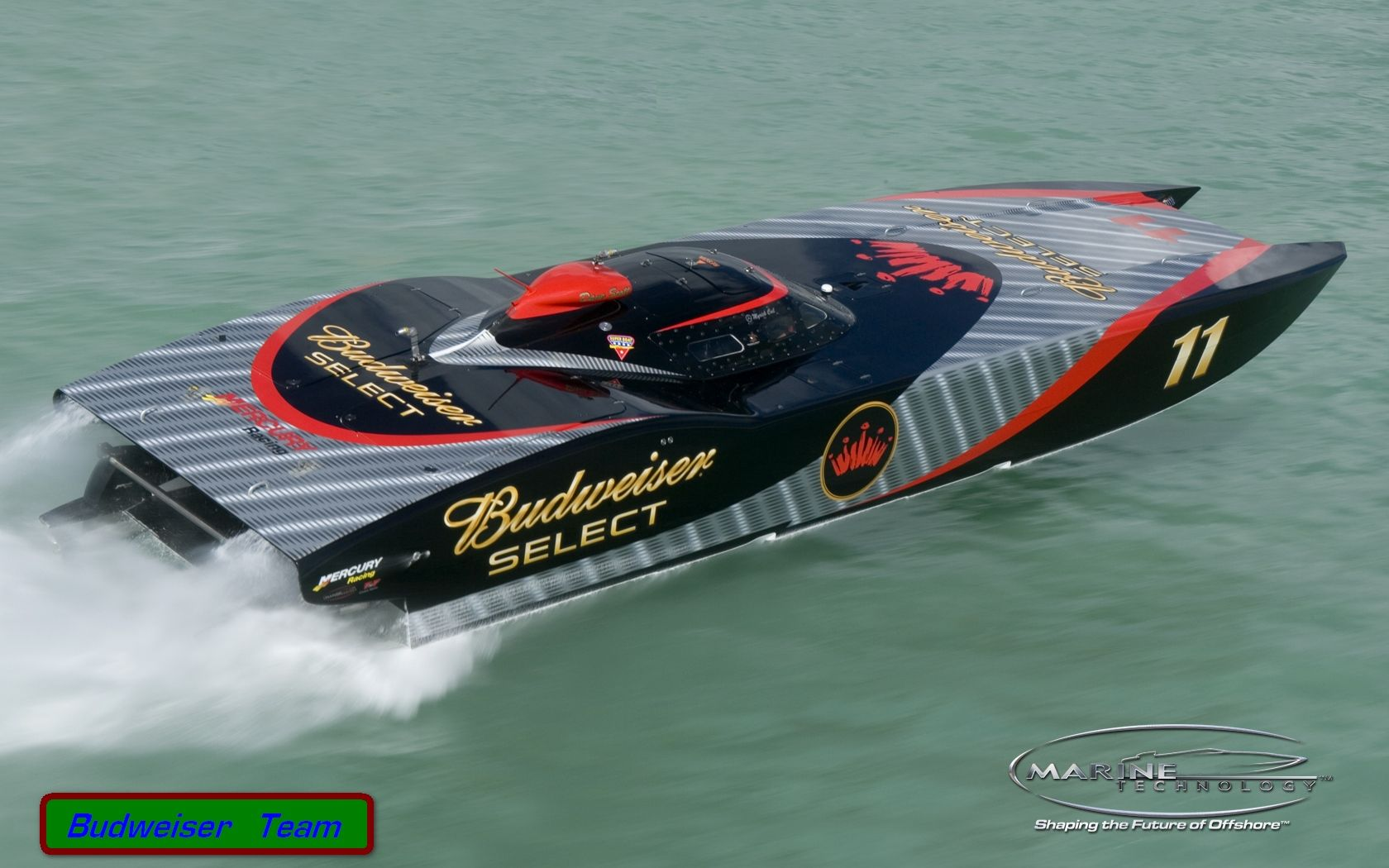 Free Download Hq Budweiser Powerboat Ships And Boats Wallpaper Num