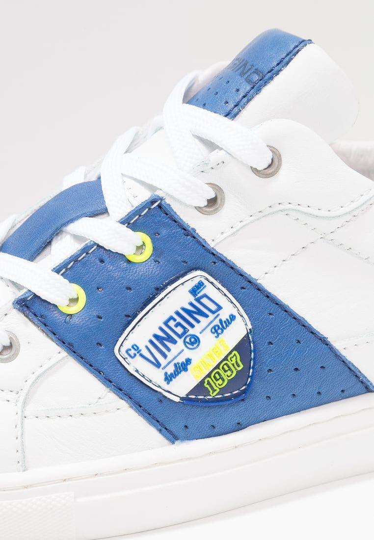 Lage Sneakers Vingino Jay Sneakers Laag White Neon Yellow Wit 39 95 Bij Zalando Op 5 01 18 Gratis Verzending Retournering Neon Geel Sneaker Vingino