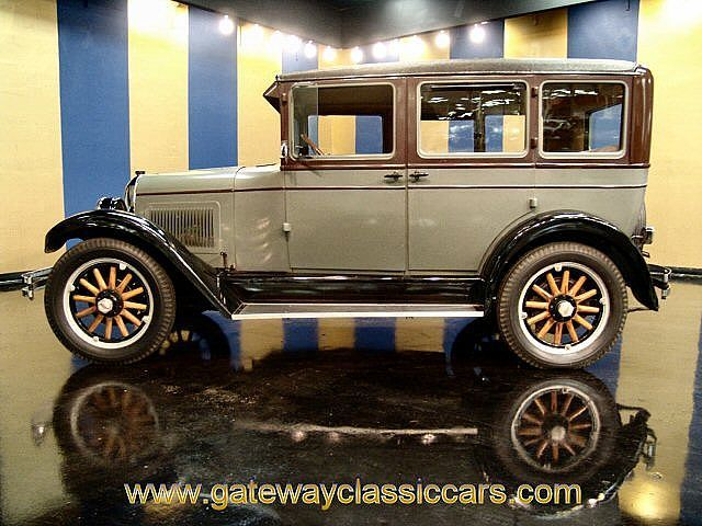 1928 Willys Overland Whippet For Sale Fairmont City Illinois