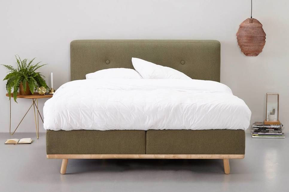 whkmp's own complete boxspring Florence (140x200 cm) in