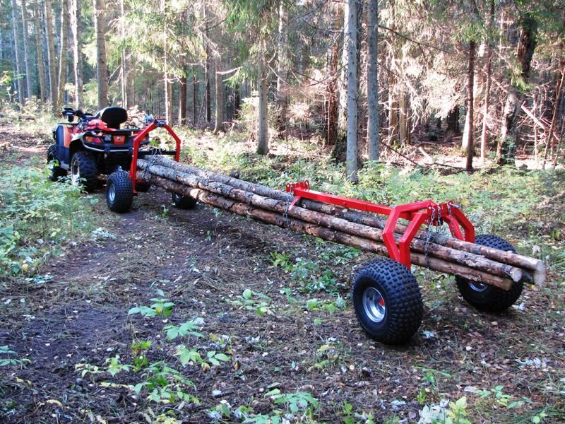 Rear support ( Log hauler ) for sale in USA Iron Baltic