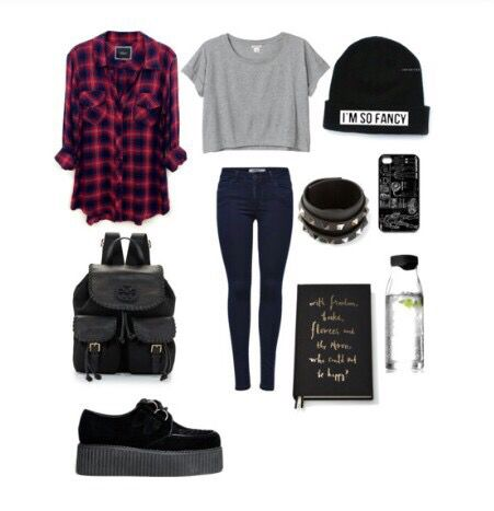 f521137e53999 hipster indie tumblr grunge outfit style fashion clothes clothing polyvore  shirt sweater jeans shorts vans converse shoes teen summer winter spring  fall ...