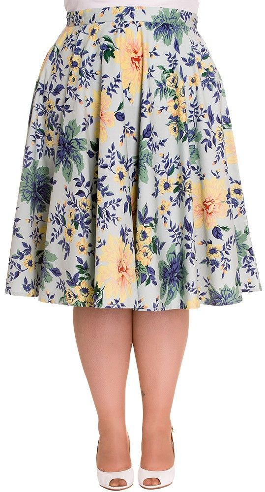 Hope Skirt Closet Confessions Boutique Full circle