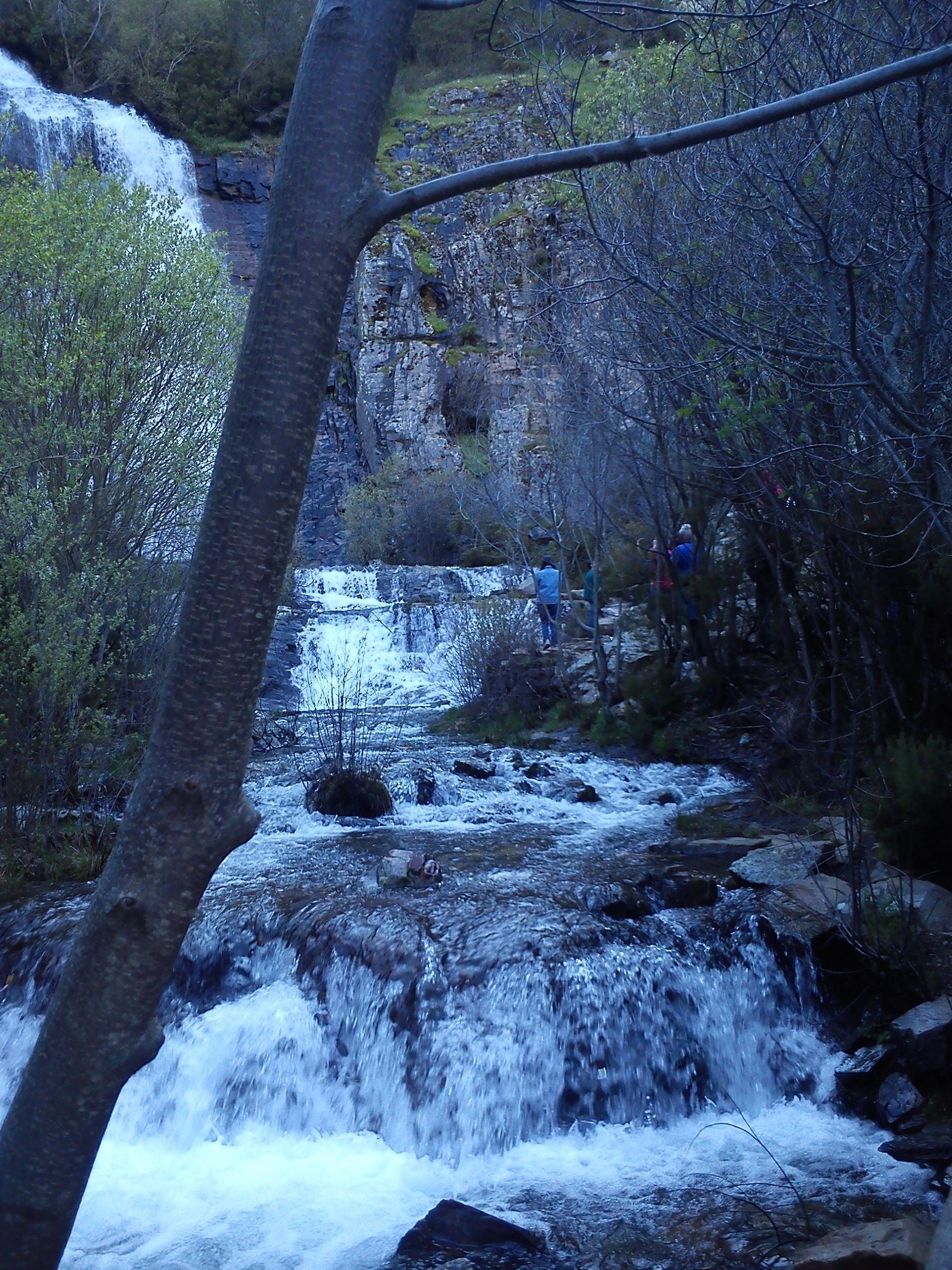 cascada de despañaelagua