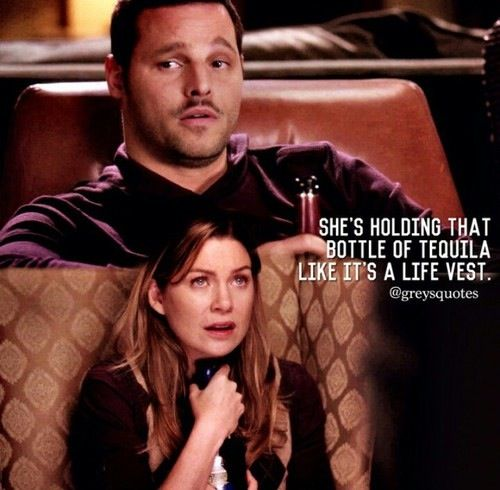 alex and meredith #greys anatomy | Books, Movies, and Shows | Pinterest