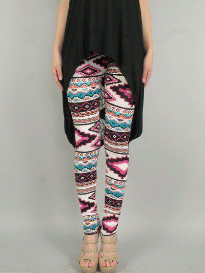 Cute Printed Leggings
