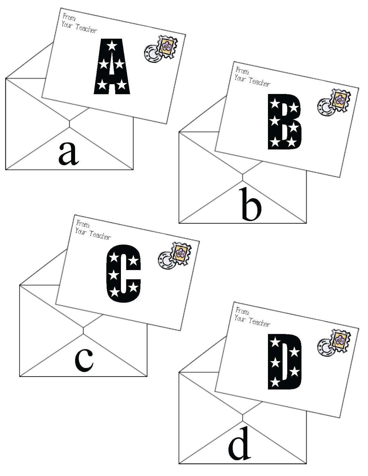 Letter Letters