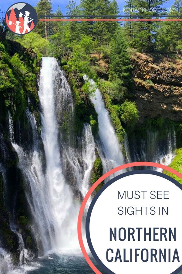 Must See Sights In Northern California Near Redding And Len Volcanic National Park Parks Beautiful Waterfallore