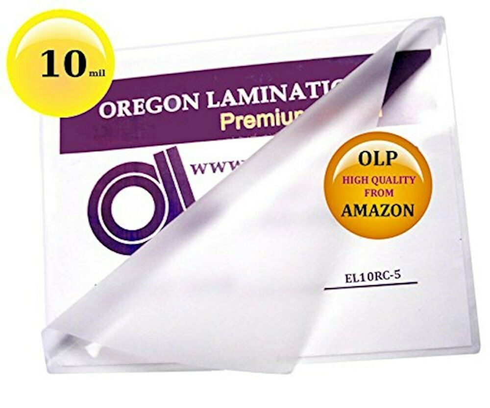 Sponsored Ebay Oregon Lamination Premium Qty 250 10 Mil Menu Laminating Pouches 12 X Menu 10 5 Laminators Lettering Craft Supplies Online