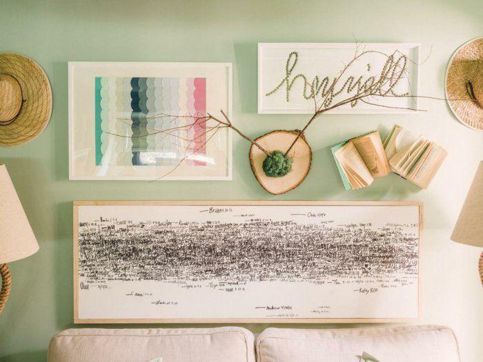 Wohnideen Wandgestaltung diy wohnideen wandgestaltung dekoration selber machen diy do it