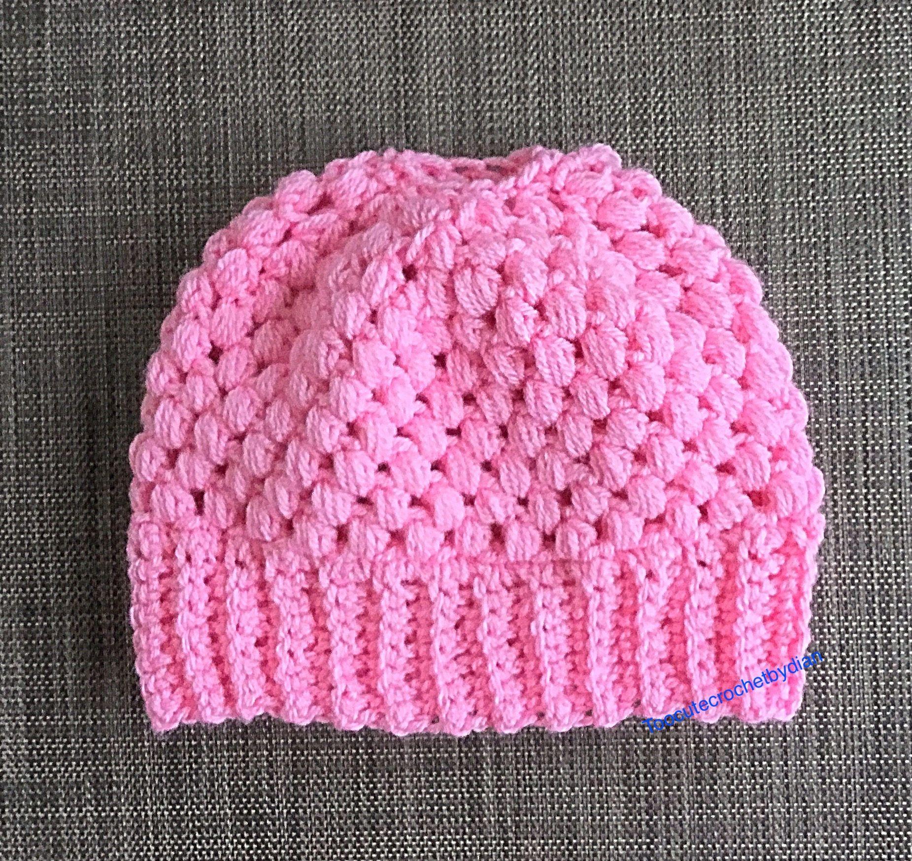 Crochet bun beanie, Mom bun beanie, ponytail hat, crochet messy bun ...
