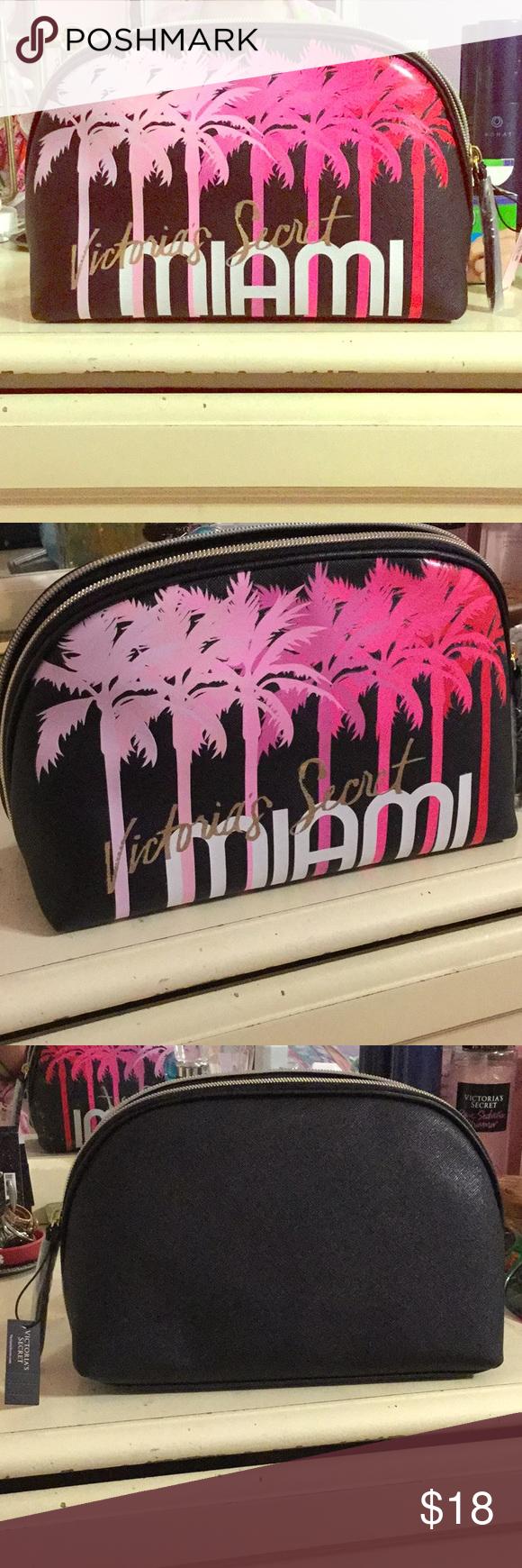 Victoria's Secret MIAMI glam bag VS Miami multipurpose
