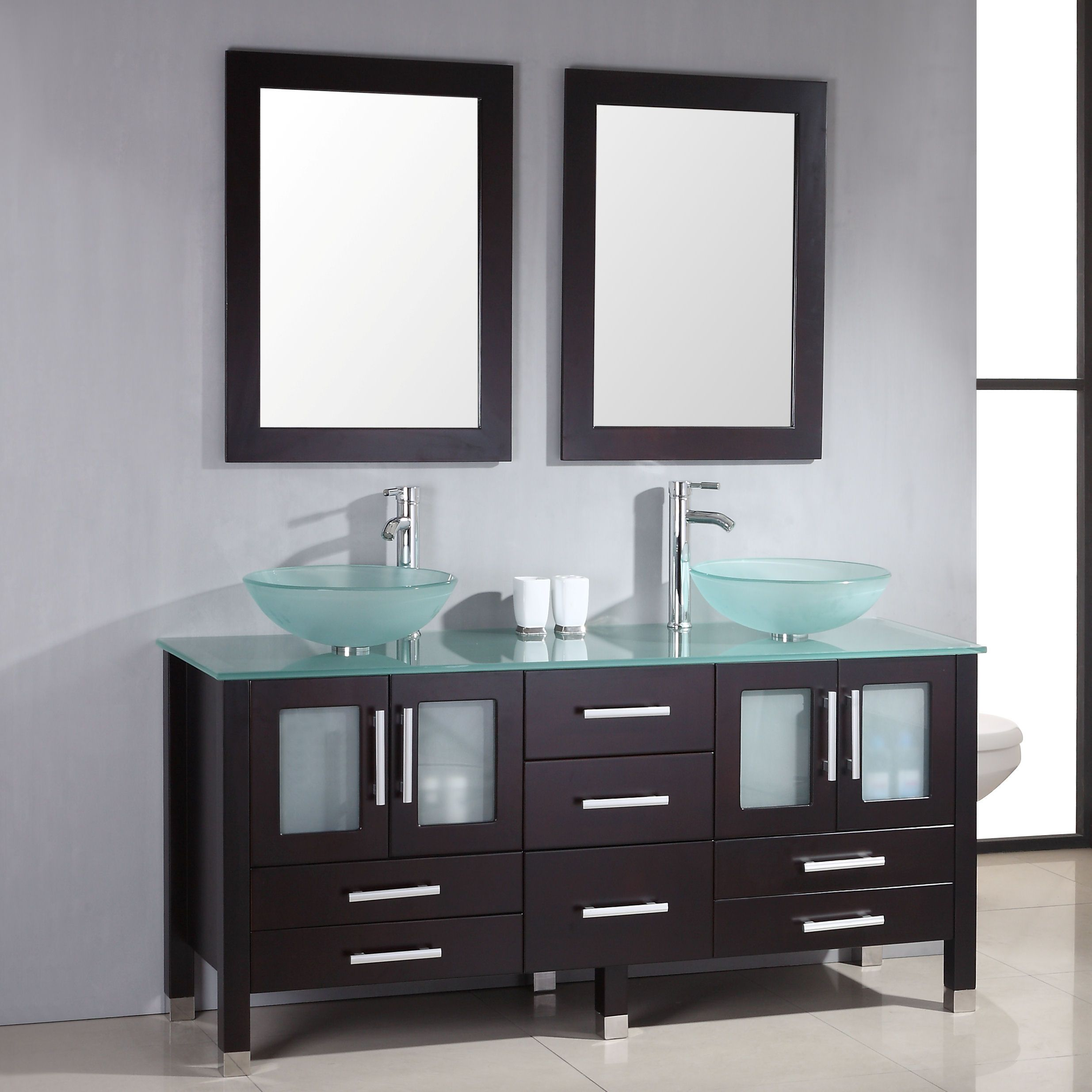 Cambridge Collection Of Modern Bathroom Vanities Is A Perfect