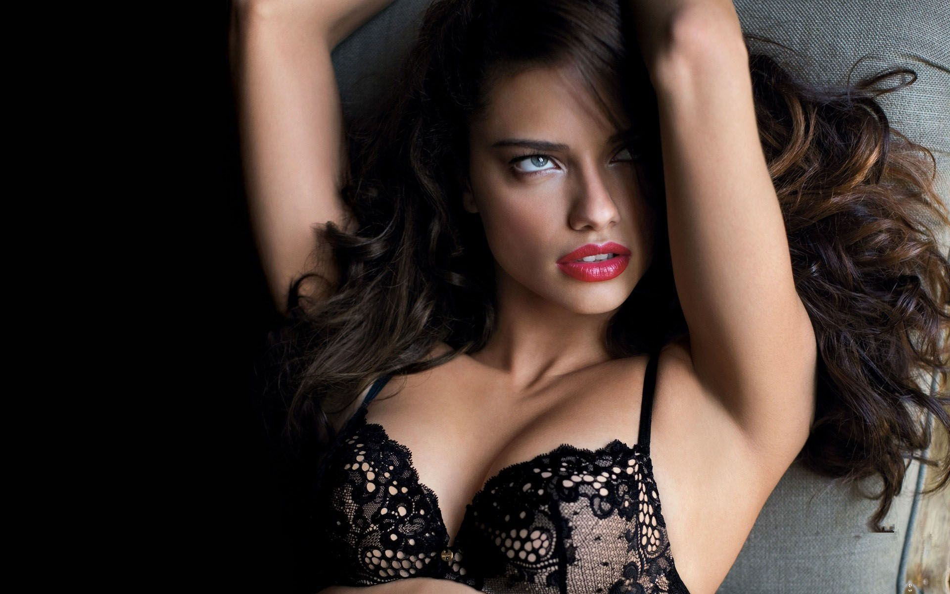 Adriana lima hairstyles 2014 - Adriana Lima 2014 Hd Wallpapers In Wallpaper Collections
