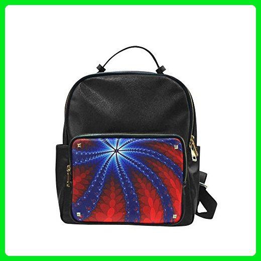JC-Dress Leisure Backpack Police Box Campus Shoulder Bag Large Size