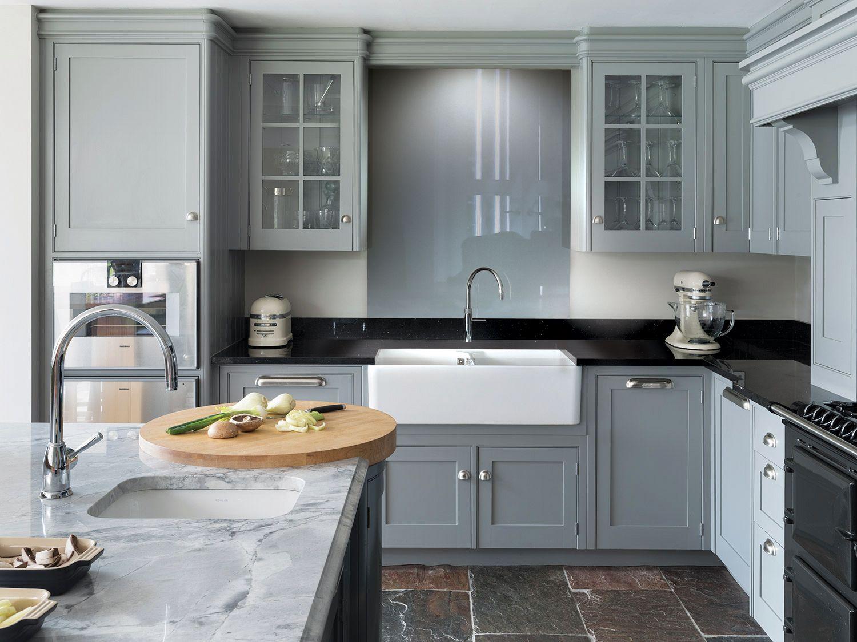 Luxury Bespoke Kitchens - New England Collection | Mark Wilkinson ...