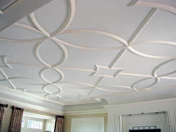 25 Cool Ceiling Molding And Trim Ideas | Shelterness | For ...