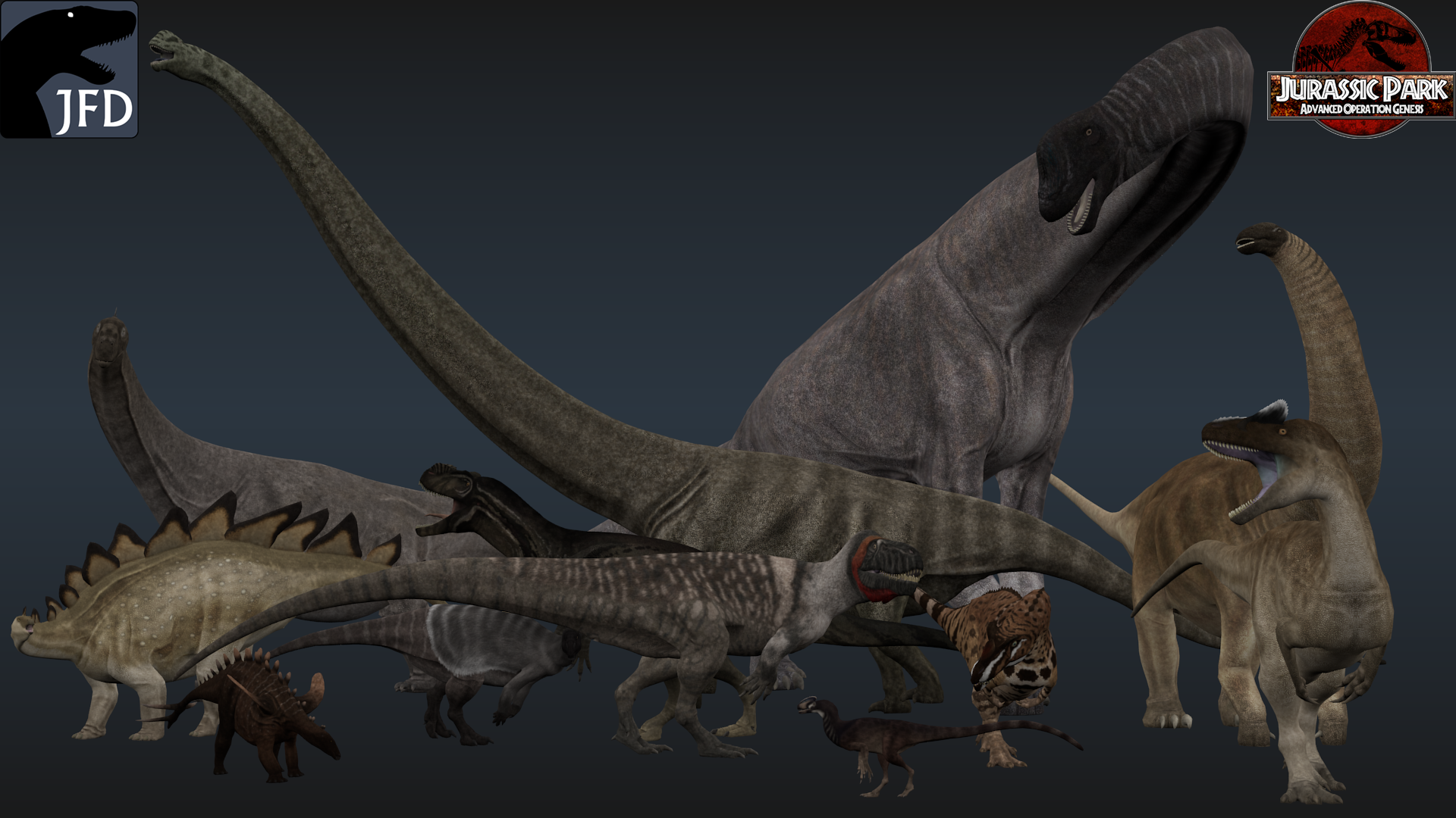 Jurassic Park Advanced Operation Genesis mod Mod DB