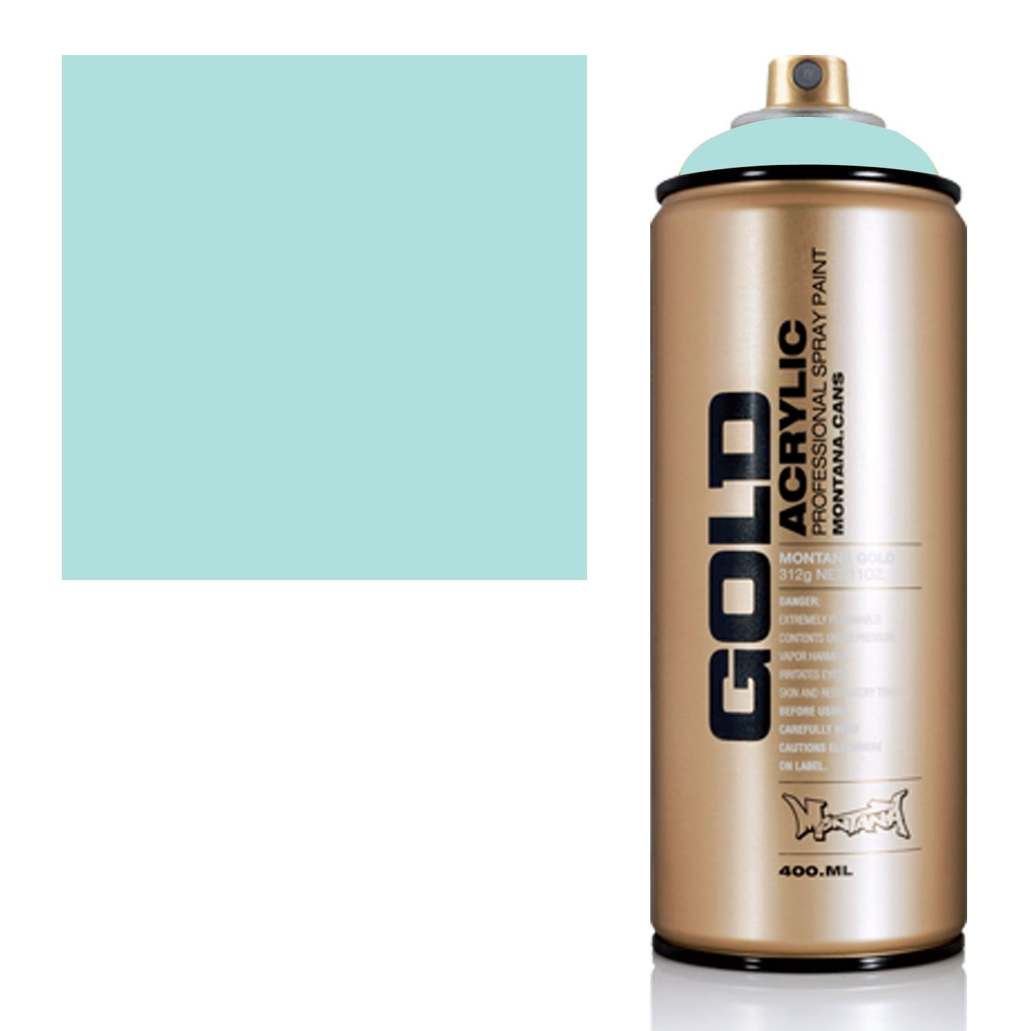 Save On Discount Montana Gold Spray Paint Matte Acrylic Color Can2