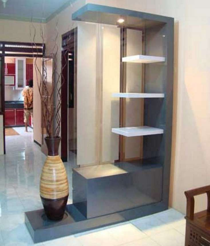 50 Desain Sekat Ruangan Minimalis Ruang Tamu Lemari Kantor Dll Memiliki Rumah Mungil Saat Ini Me