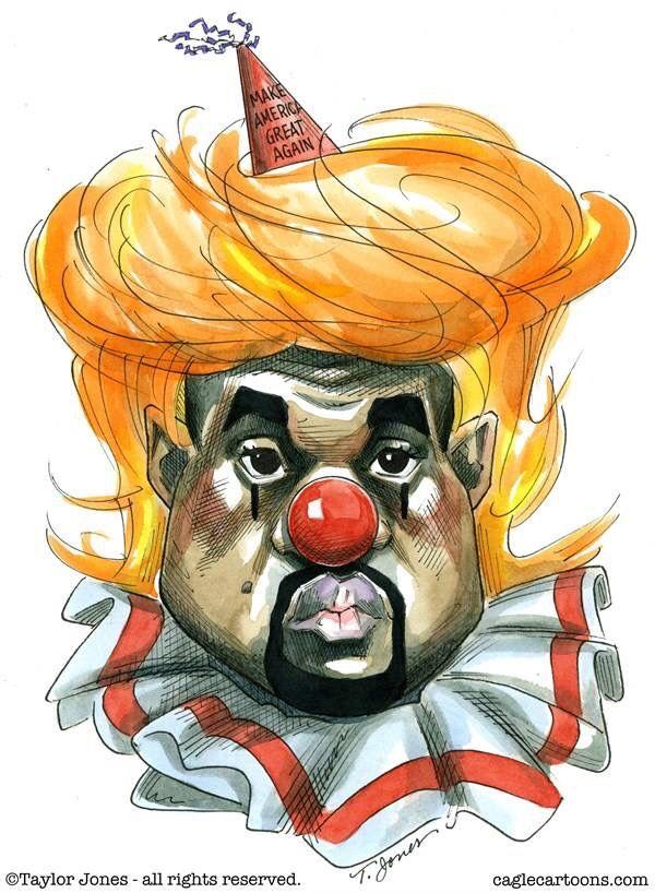 Pin By Ga Unicorn On Fake President Pinterest Political Cartoons Politics And Funny Political Cartoons