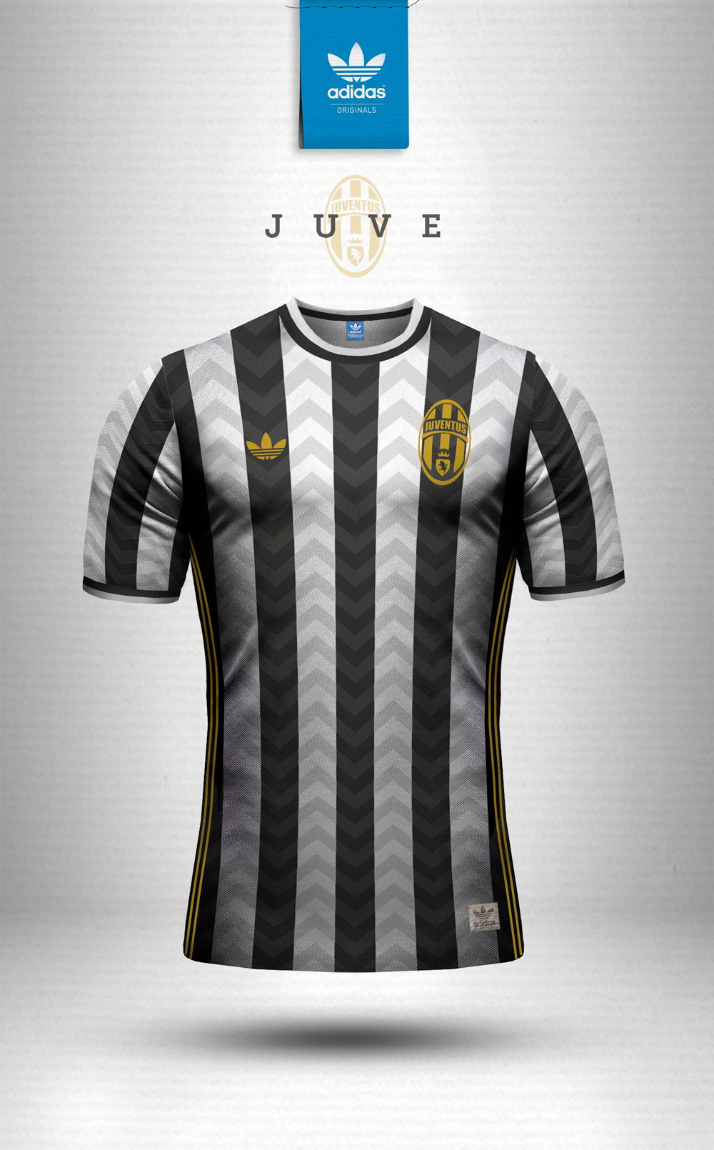 60eb6664506 Adidas Originals and Nike Sportswear jersey design concepts using geometric  patterns.