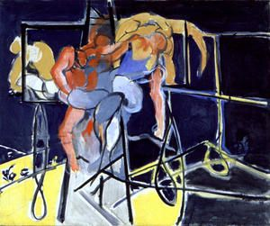 Electricistas - Edouard Pignon