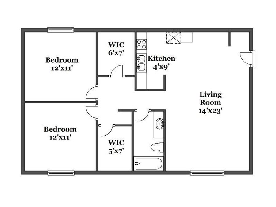 Design your home floor plan.