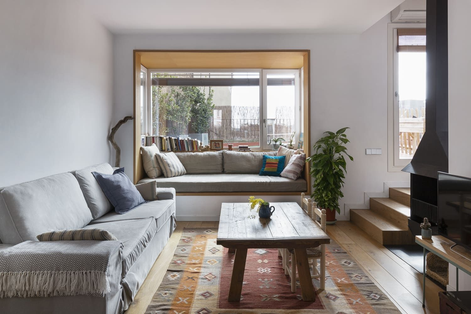 This Apartment S Colors Views And Style Are Utterly