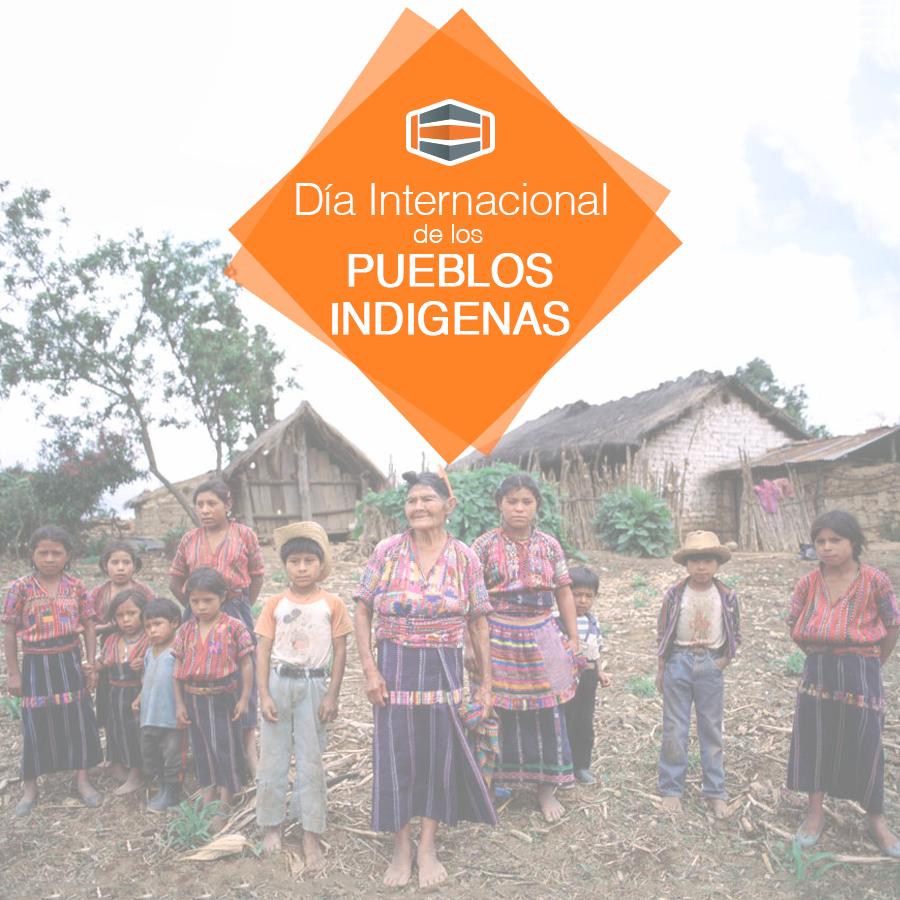 Esta es una de las fechas de mas relevancia a nivel mundial,🌏  Dia internacional de los #PueblosIndigenas