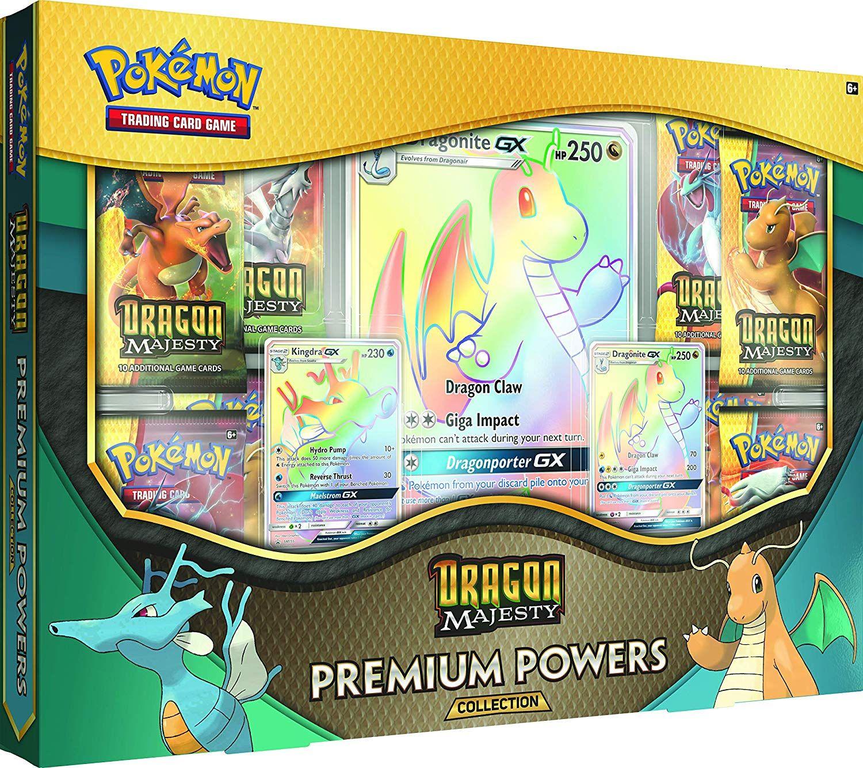 Pokémon POK80411 TCG Dragon Majesty Premium Powers