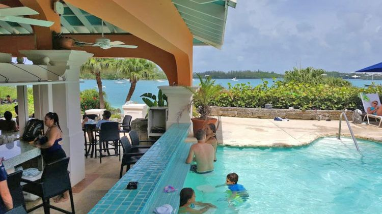 Hotel Review Grotto Bay Beach Resort Bermuda Travel To Everywhere