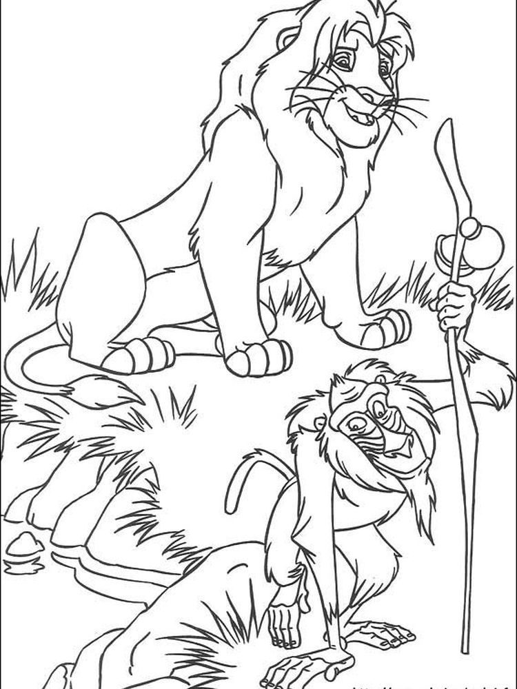 Lion King 2 Coloring Pages Kiara And Kovu The Following Is Our Lion King Coloring Page Collecti In 2020 Lion Coloring Pages Horse Coloring Pages Disney Coloring Pages