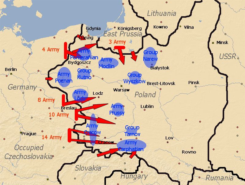 August 1939 germany attacks poland and crosses the line for other events of world war 2 timeline gumiabroncs Choice Image