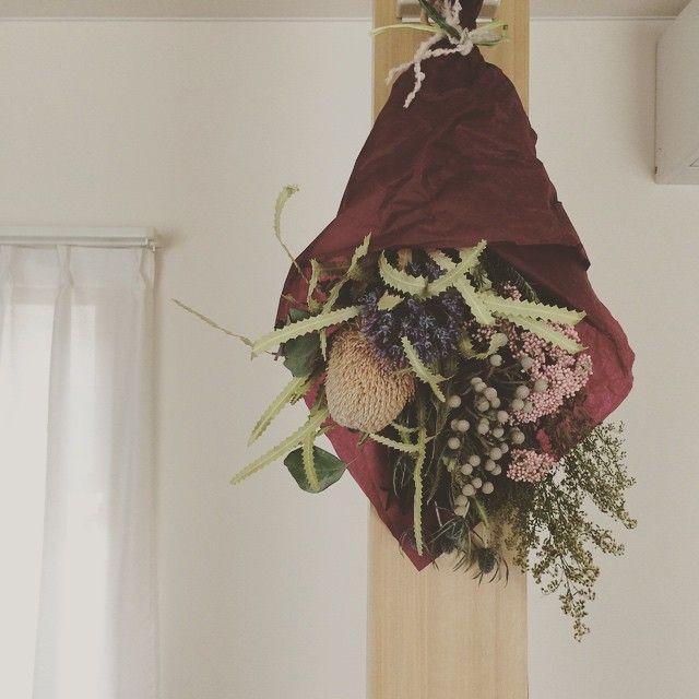 ドライフラワー     Bouquets Flowers